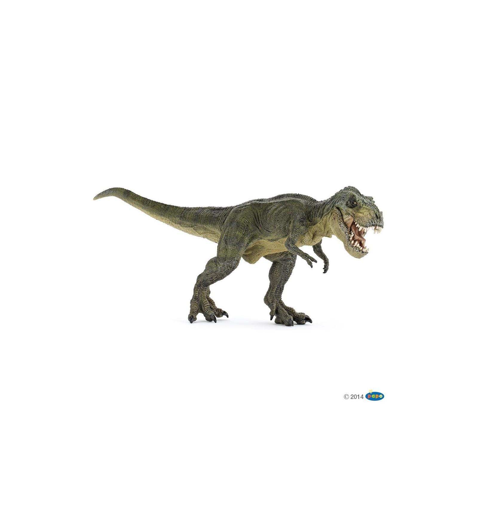 green running t-rex - papo