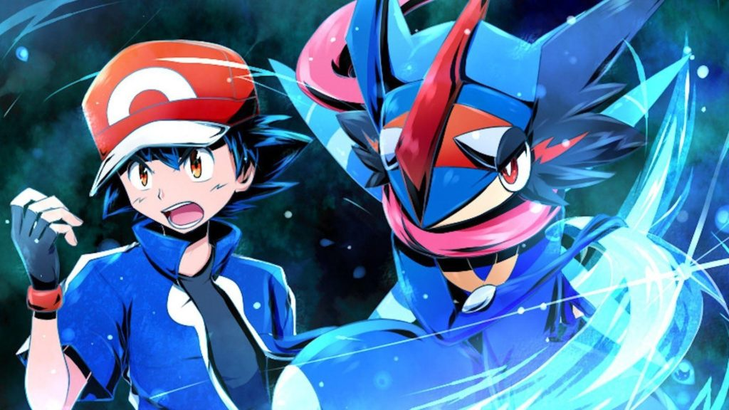 10 New Ash Greninja Wallpaper Hd FULL HD 1080p For PC Desktop 2018 free download greninja wallpapers wallpaper cave 1024x576