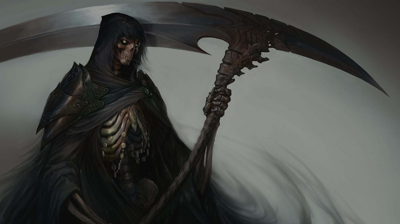 10 Latest Dark Grim Reaper Wallpaper FULL HD 1080p For PC Background