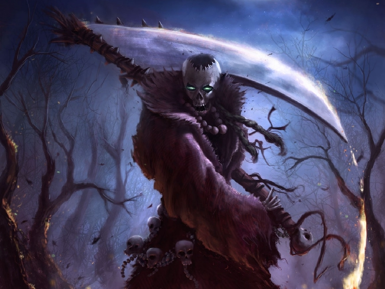 grim reaper wallpaper and background image | 1280x960 | id:322363