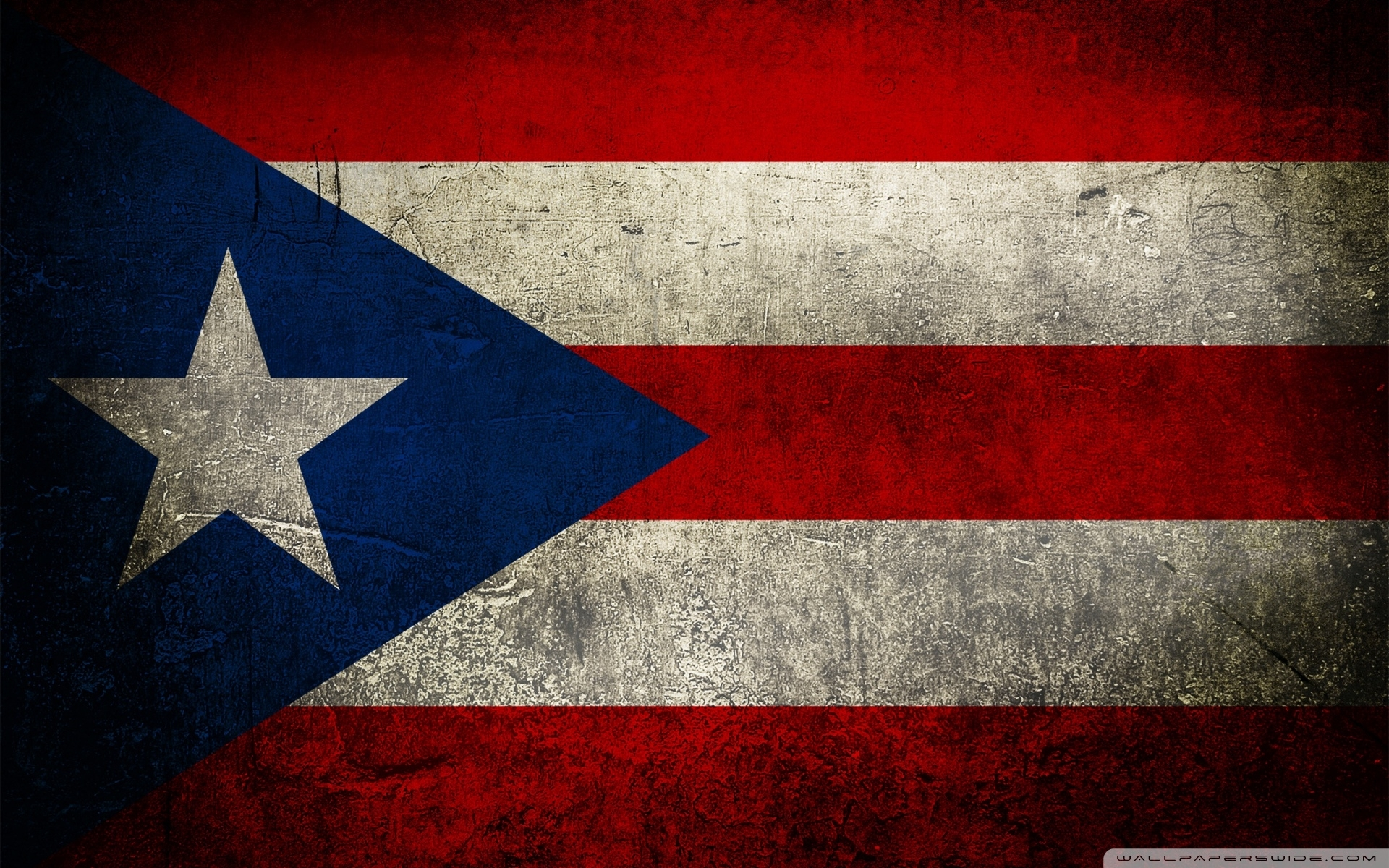 grunge flags of puerto rico ❤ 4k hd desktop wallpaper for 4k ultra