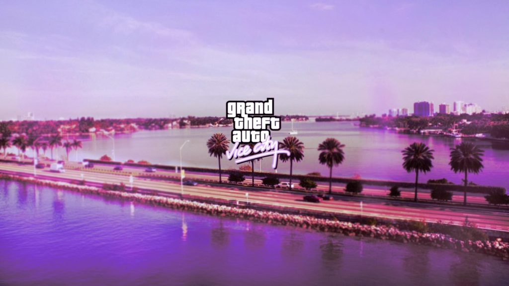 10 Most Popular Grand Theft Auto Vice City Wallpaper FULL HD 1920×1080 For PC Desktop 2020 free download gta vice city wallpaper i made for my friend imgur 1024x576