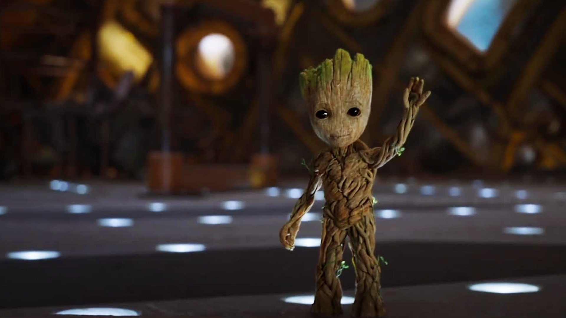 guardians of the galaxy baby groot live wallpaper - wallpaper hd