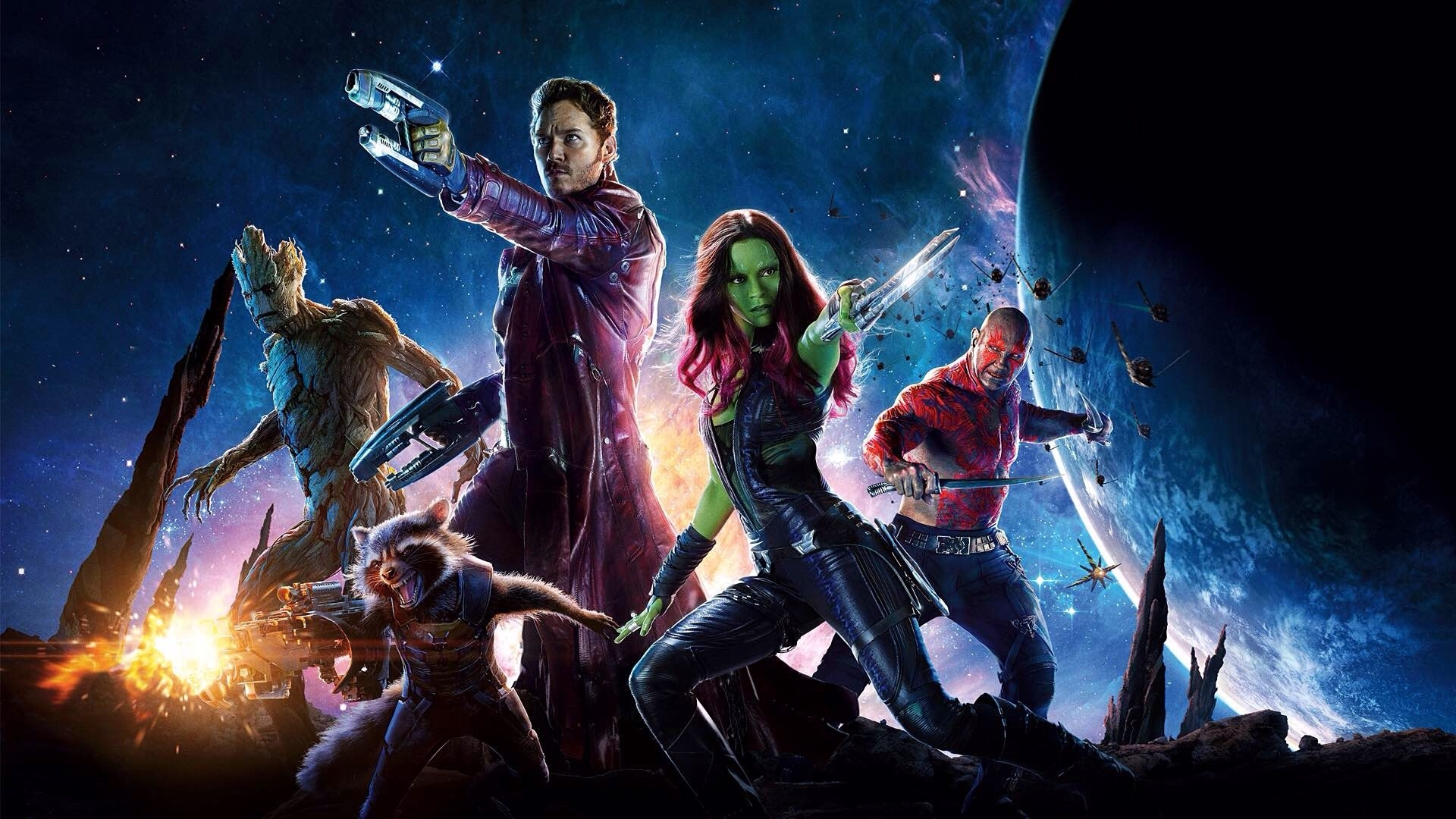 guardians of the galaxy hd — tools and toys