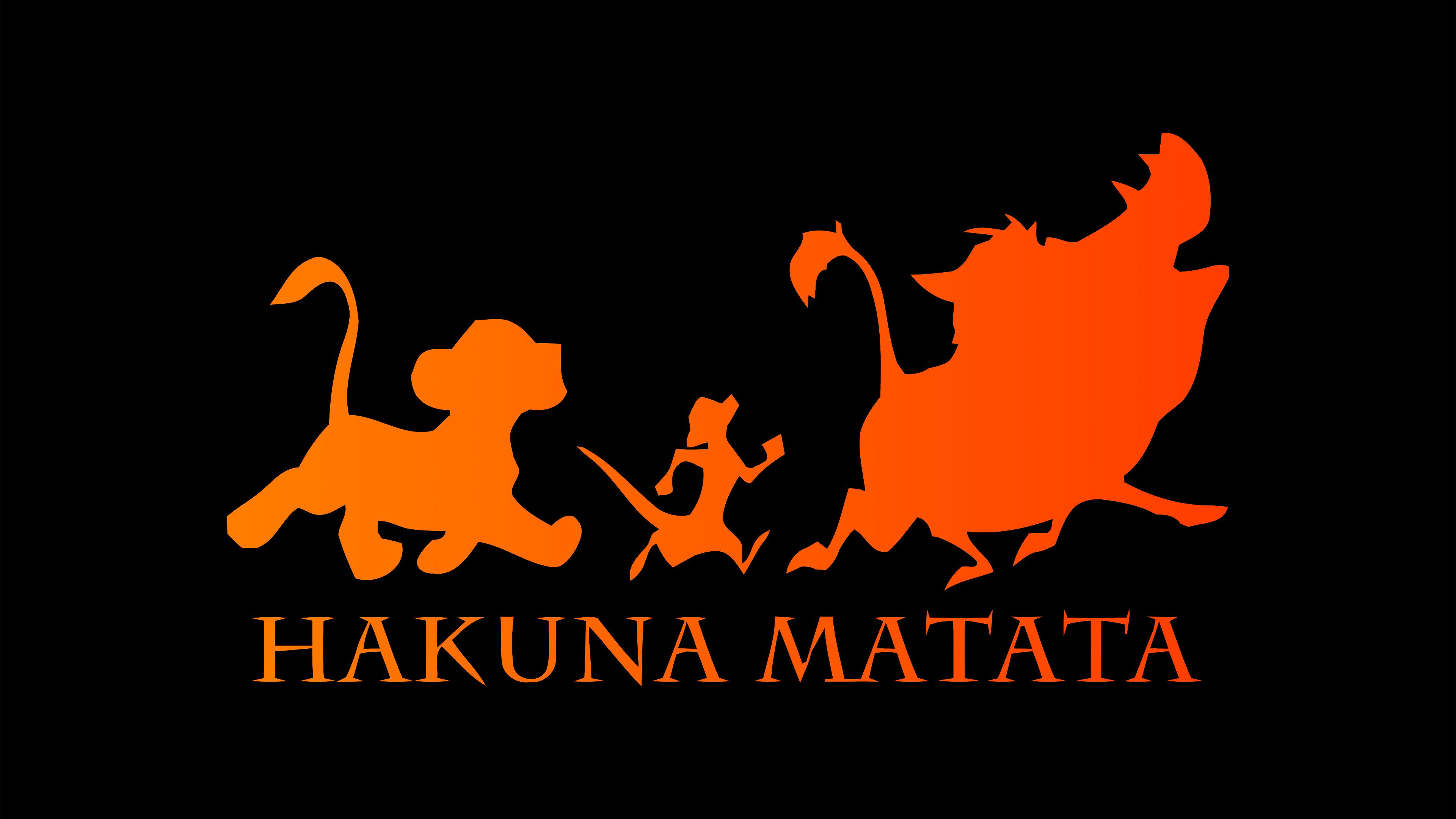 hakuna matata wallpapers - wallpaper cave