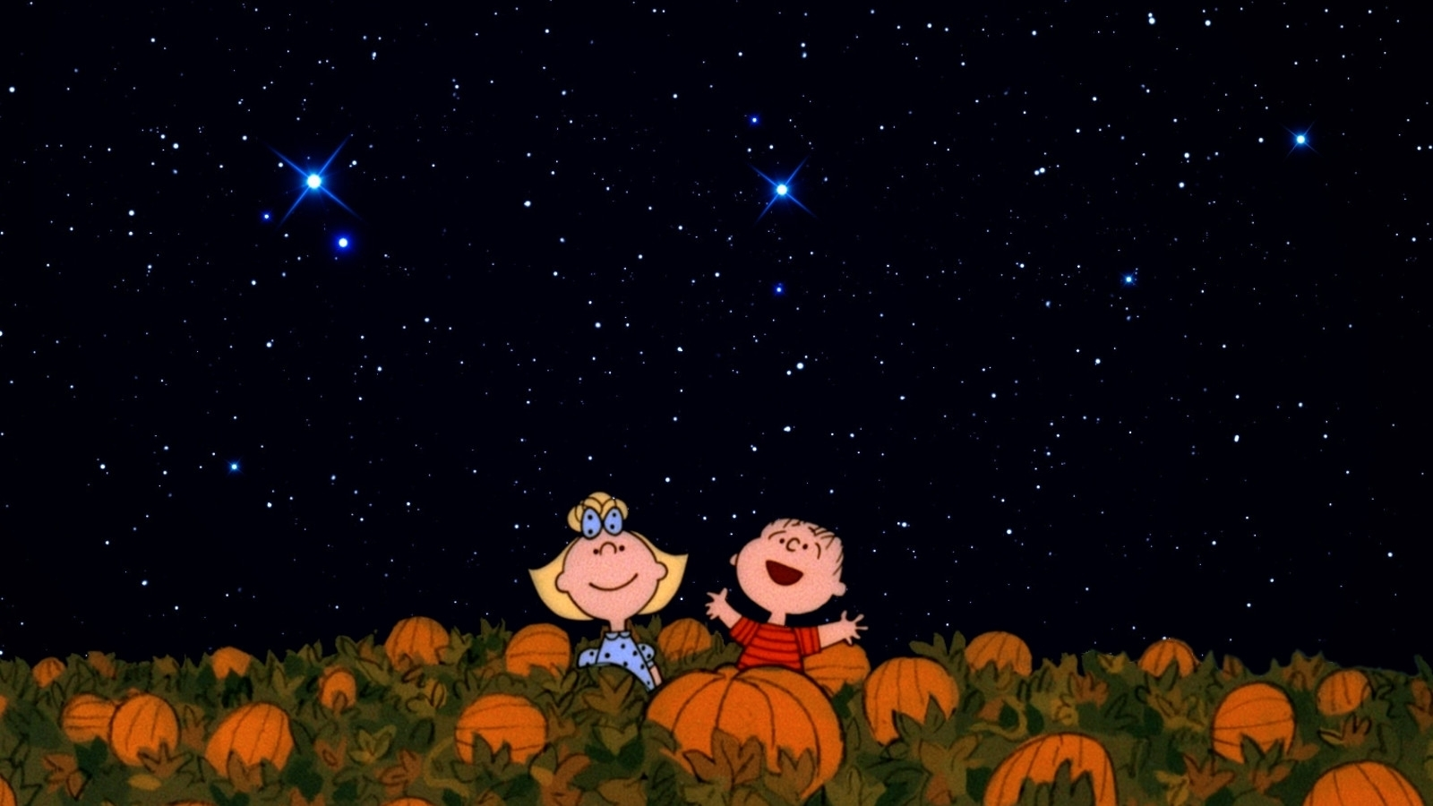 "halloween - ""it's the great pumpkin, charlie brown"" : wallpapers"