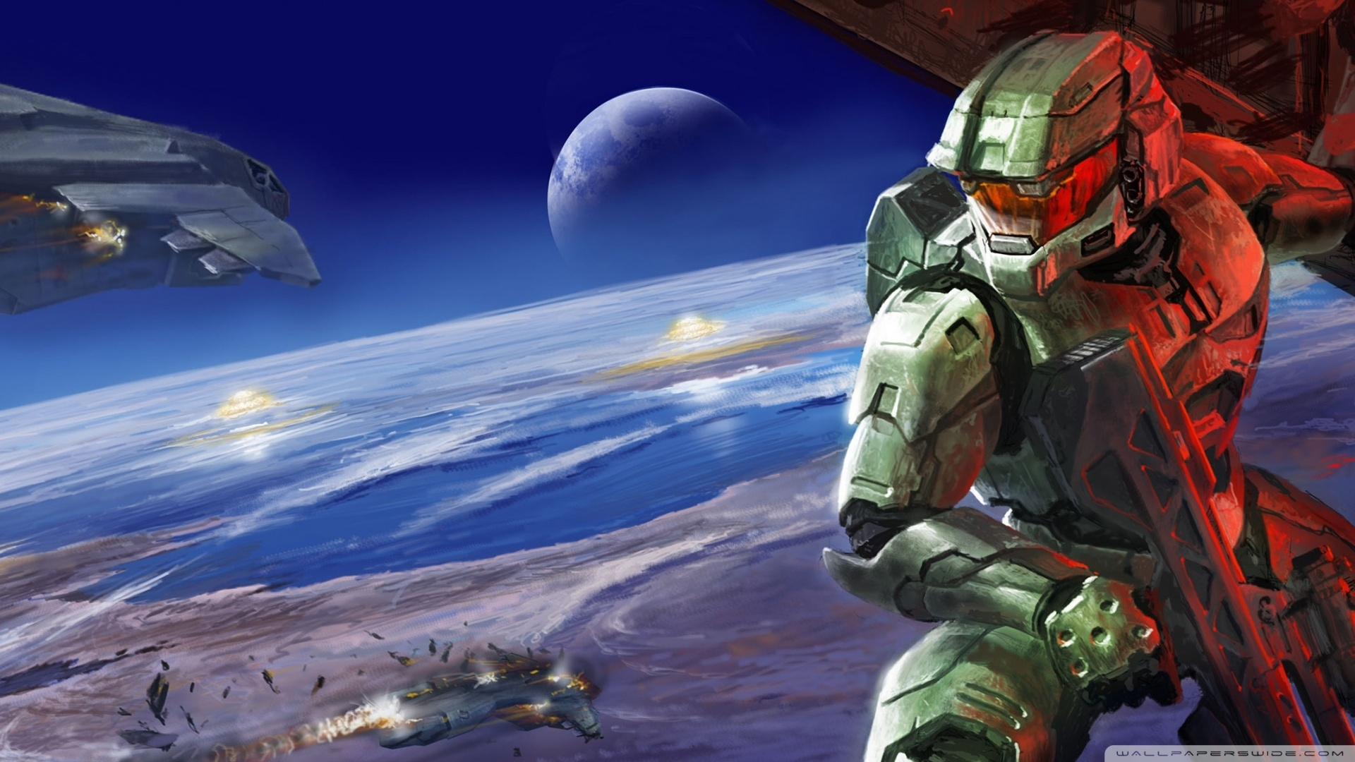 10 New 1920X1080 Wallpaper Gaming Halo FULL HD 1920×1080 For PC Background