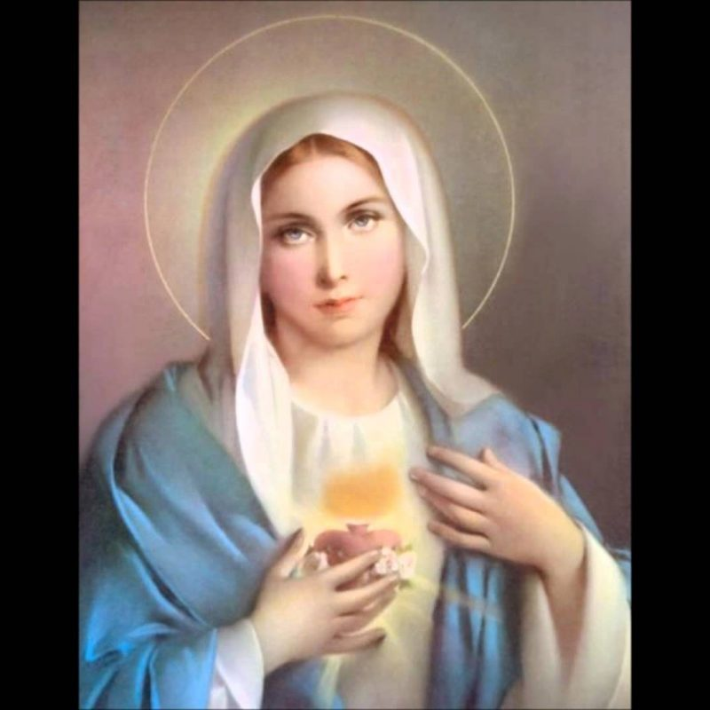 10 New Picture Of Mother Mary FULL HD 1080p For PC Background 2018 free download happy birthday mother mary 09 08 11 youtube 800x800