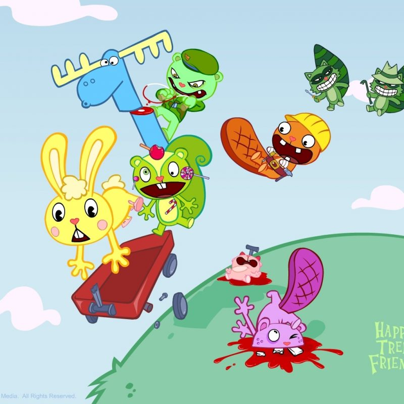 10 New Happy Tree Friends Wallpaper FULL HD 1920×1080 For PC Background 2020 free download happy tree friends fond decran and arriere plan 1280x1024 id499266 800x800