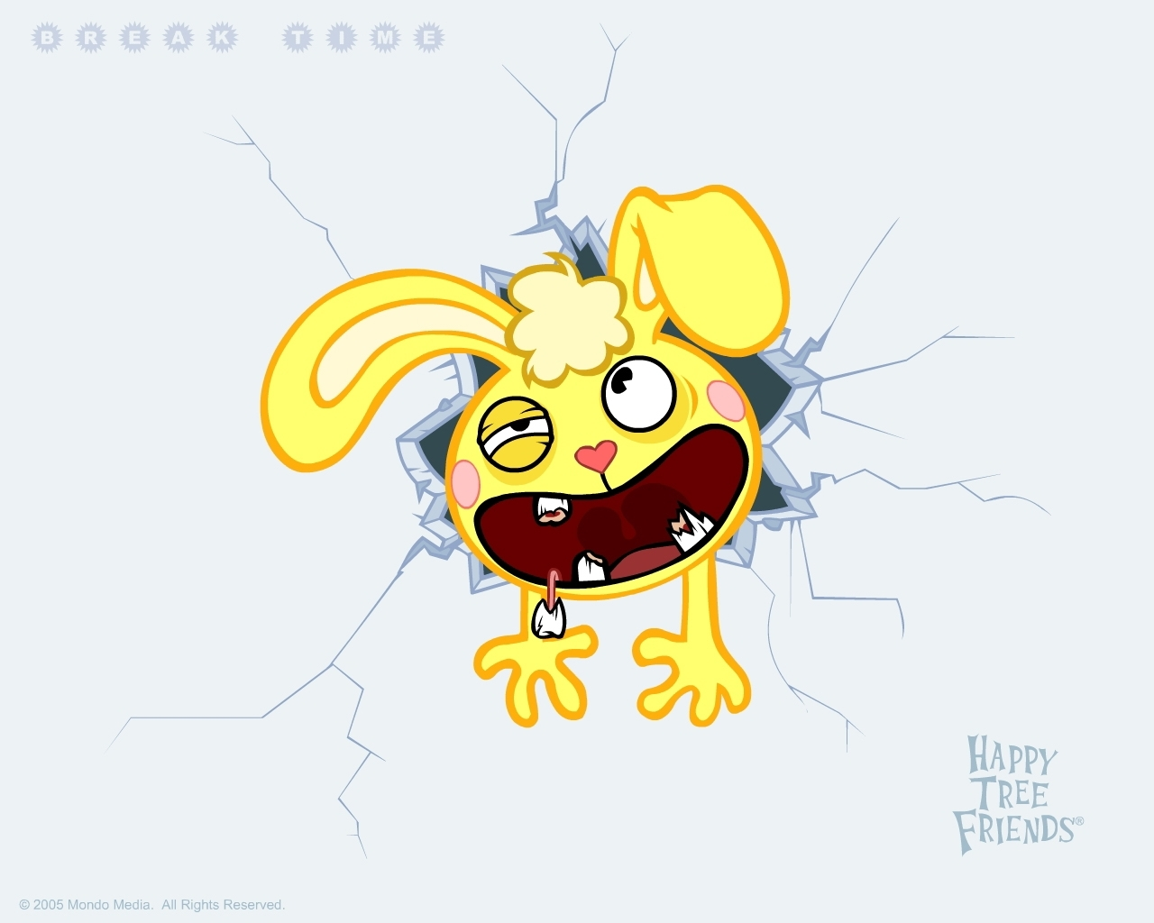 happy tree friends wallpaper and background image | 1280x1024 | id