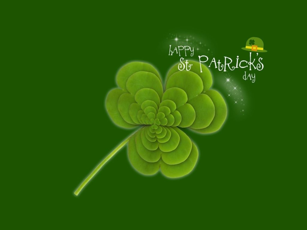 10 New St Patrick's Day Desktop FULL HD 1080p For PC Desktop 2018 free download happy tricks day hd desktop wallpaper high definition wallpapers 1024x768