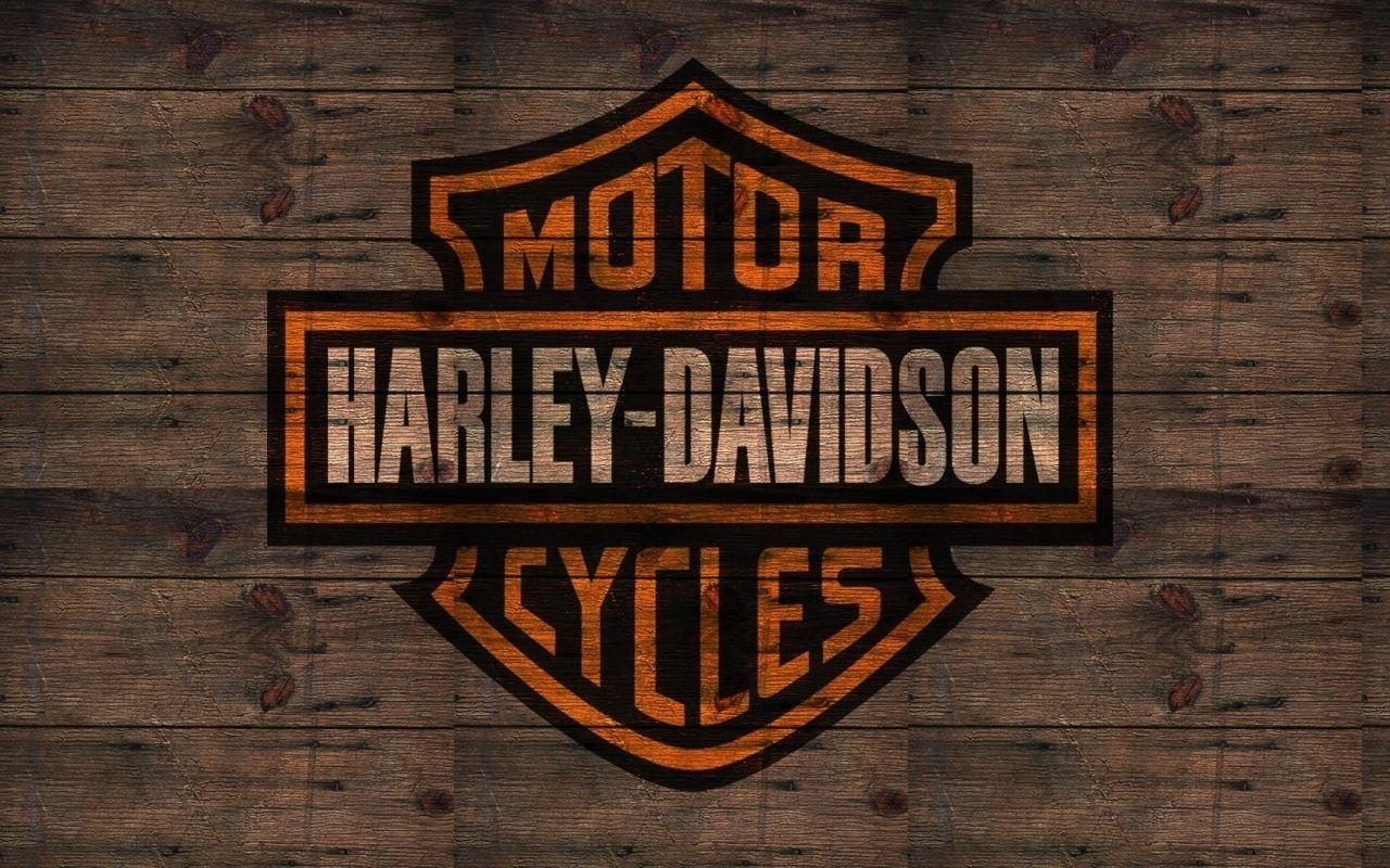 harley davidson logo wallpapers - wallpaper cave