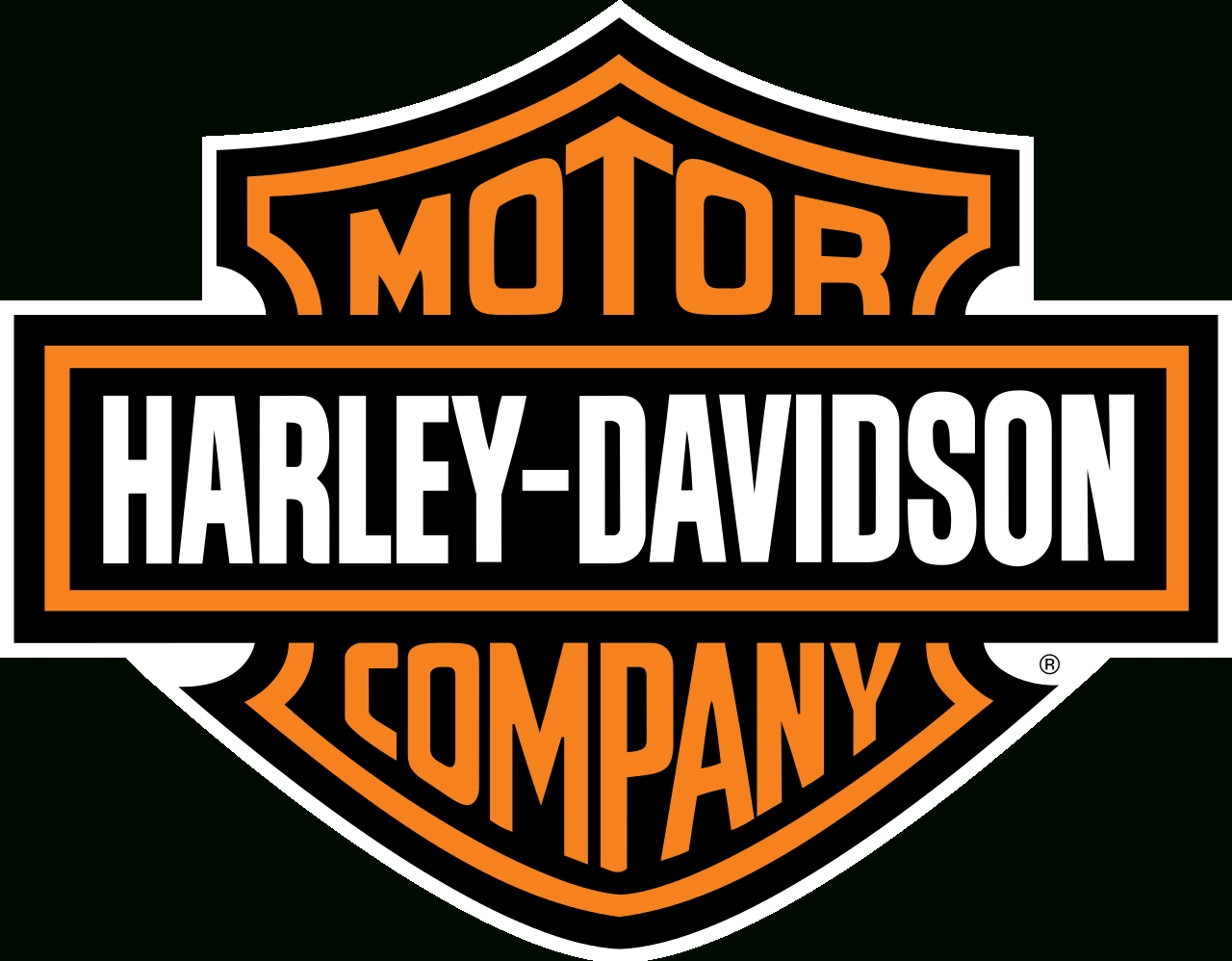 10 Best Hd Harley Davidson Logo FULL HD 1080p For PC Background