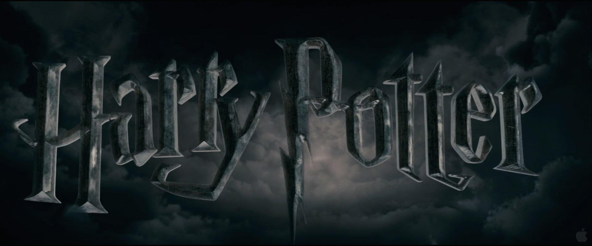 harry potter movie logo desktop wallpaper