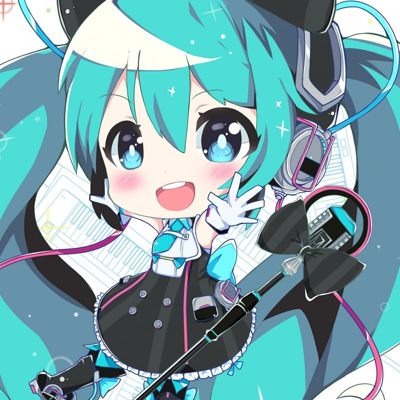 10 New Hatsune Miku Android Wallpaper FULL HD 1080p For PC Background 2018 free download hatsune miku anime girl blue illustration art android wallpaper 800x800