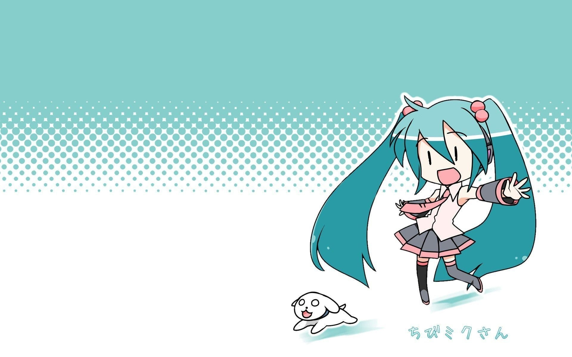 hatsune miku chibi wallpaper (68+ images)