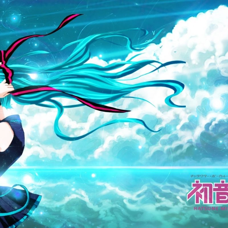 10 Latest Hatsune Miku Wallpaper Hd FULL HD 1920×1080 For