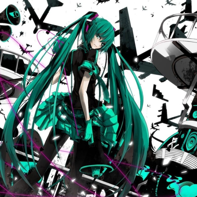10 Most Popular Miku Hatsune Hd Wallpaper FULL HD 1920×1080 For PC Background 2018 free download hatsune miku vocaloid anime hd wallpaper x vocaloid pinterest 2 800x800