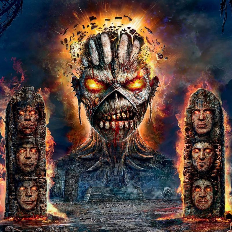 10 Best Iron Maiden Wallpaper Widescreen Hd FULL HD 1080p For PC Desktop 2018 free download hd background iron maiden monster evil ruins wallpaper wallpapersbyte 800x800