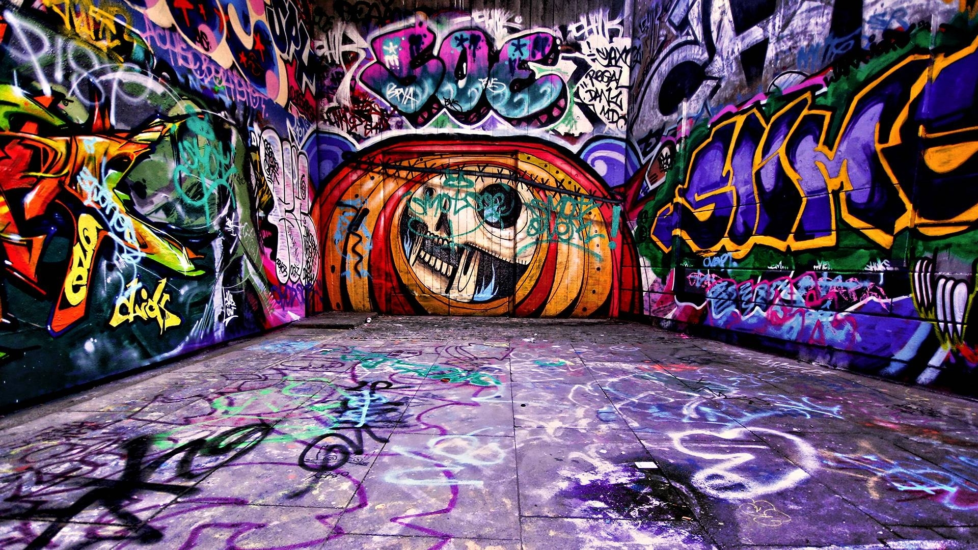 10 Most Popular Hd Graffiti Wallpapers 1080P FULL HD 1920×1080 For PC Background