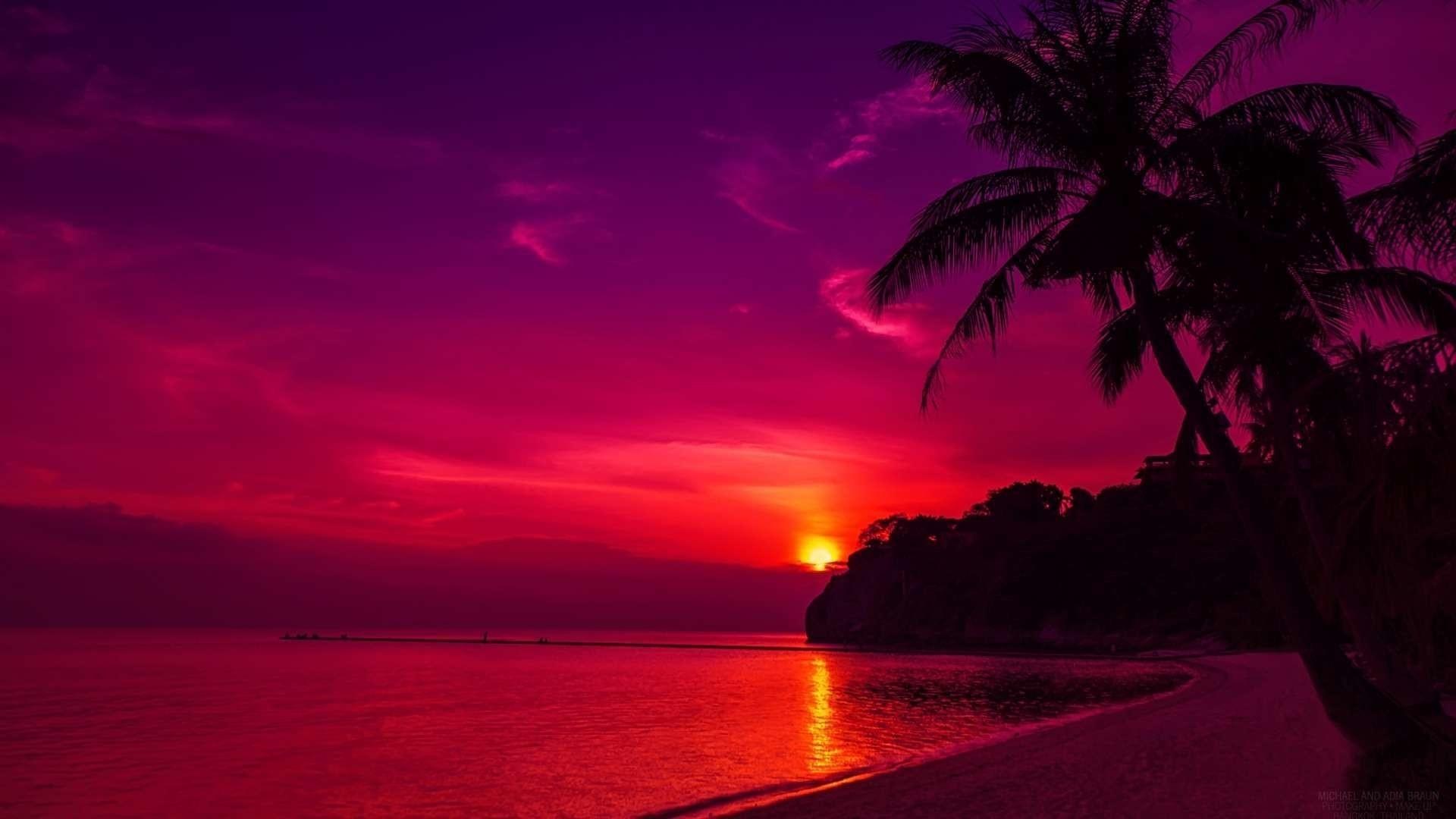hd sunset wallpaper (72+ images)