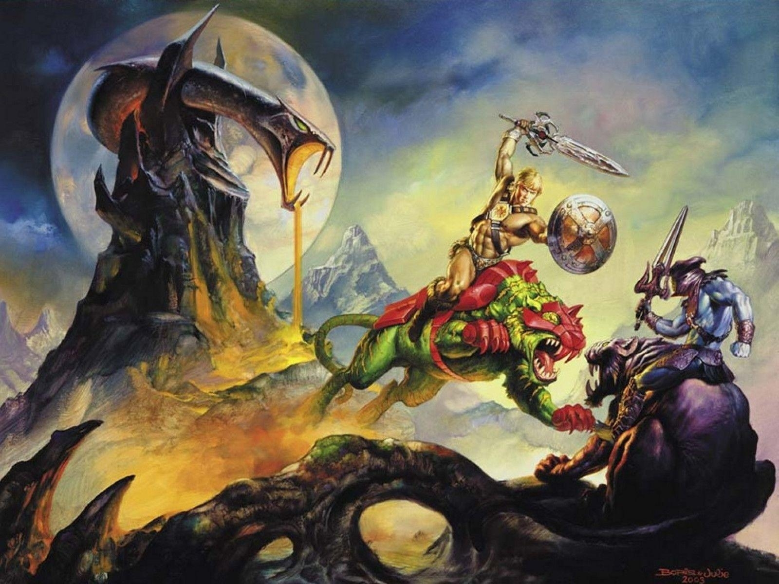he-man wallpapers - wallpaper cave
