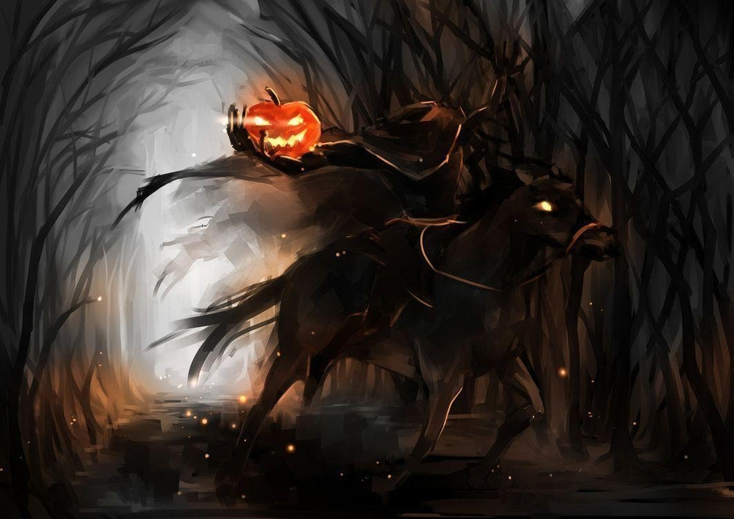 headless horseman wallpapers - wallpaper cave