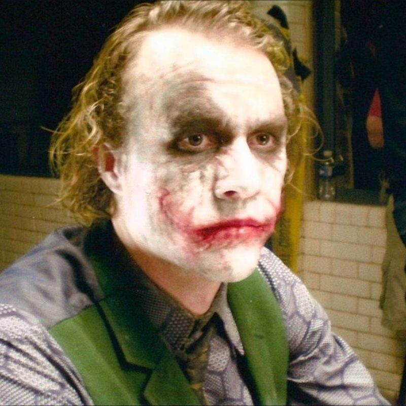 10 Latest Heath Ledger Joker Pics FULL HD 1080p For PC Desktop 2018 free download heath ledger joker unseen and exclusive photos part 1 youtube 2 800x800