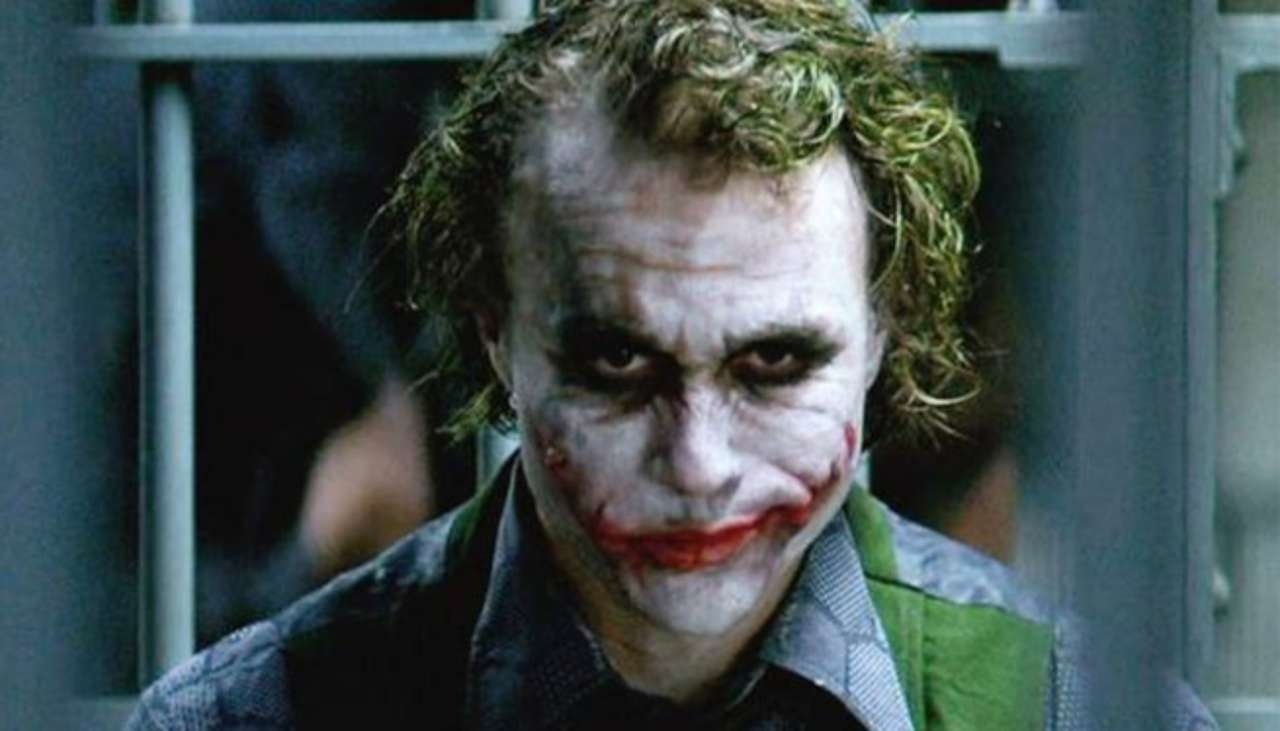 heath ledger's apartment was reportedly a shrine to the joker