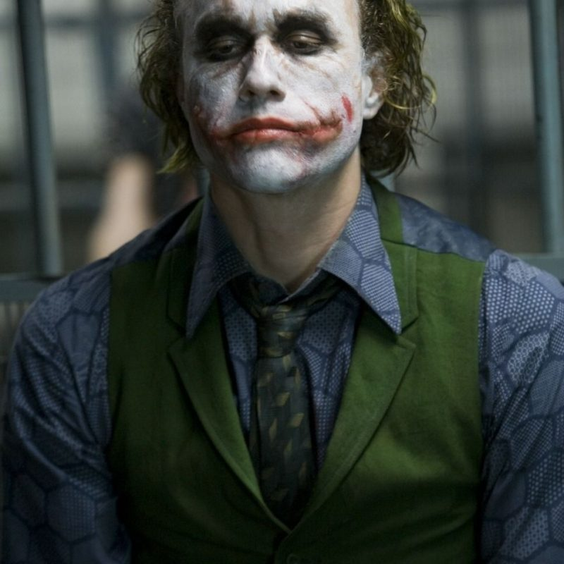10 Latest Heath Ledger Joker Pics FULL HD 1080p For PC Desktop 2018 free download heath ledgers joker i mean holy fuck he changed the game for 800x800
