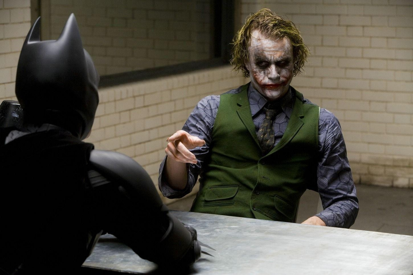 heath ledger's most brutal joker scene in the dark knight was real