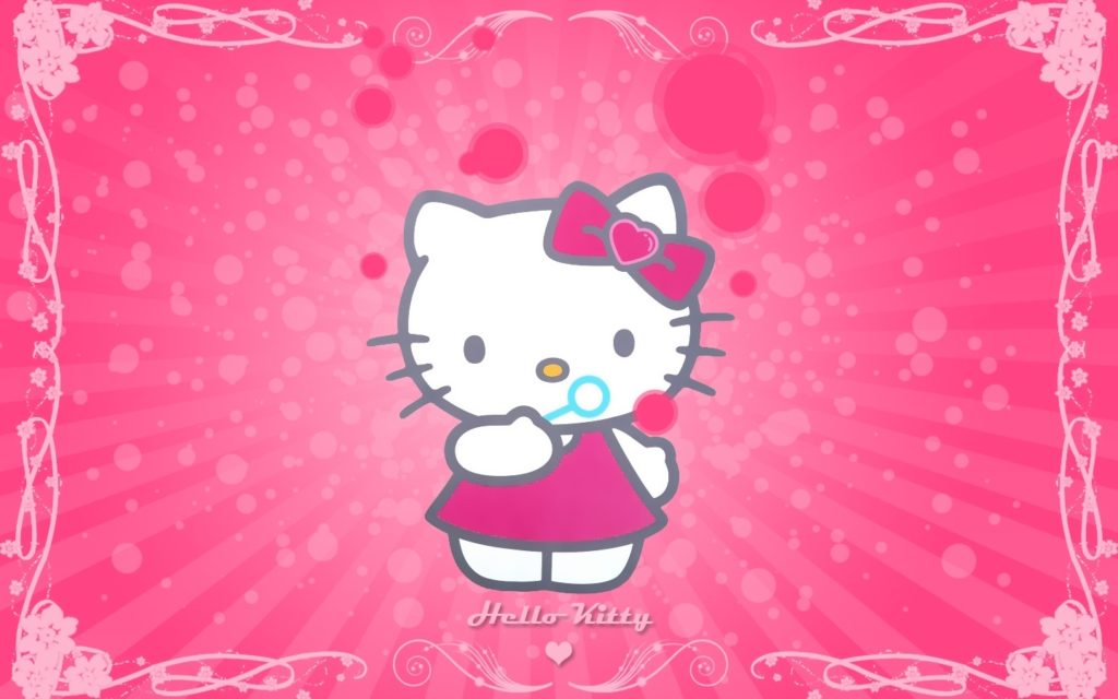 10 Top Pink Hello Kitty Wallpapers FULL HD 1920×1080 For PC Desktop 2018 free download hello kitty cute pink background wallpaper wallpaperlepi 1024x640