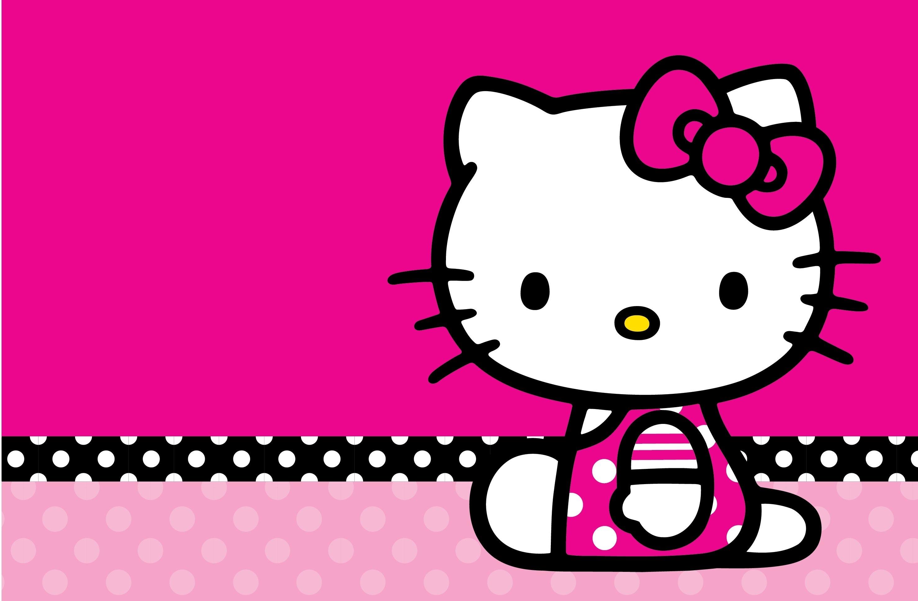 hello kitty fictional character wallpaper - baltana