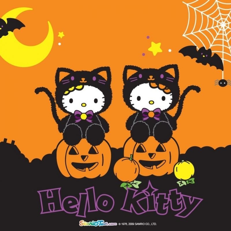 10 New Hello Kitty Halloween Wallpapers FULL HD 1920×1080 For PC Desktop 2018 free download hello kitty halloween wallpaper hello kitty 8643481 1024 768 joli 800x800
