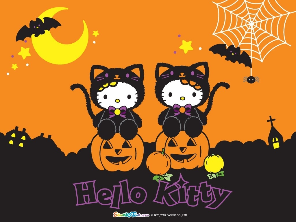 hello-kitty-halloween-wallpaper-hello-kitty-8643481-1024-768 - joli
