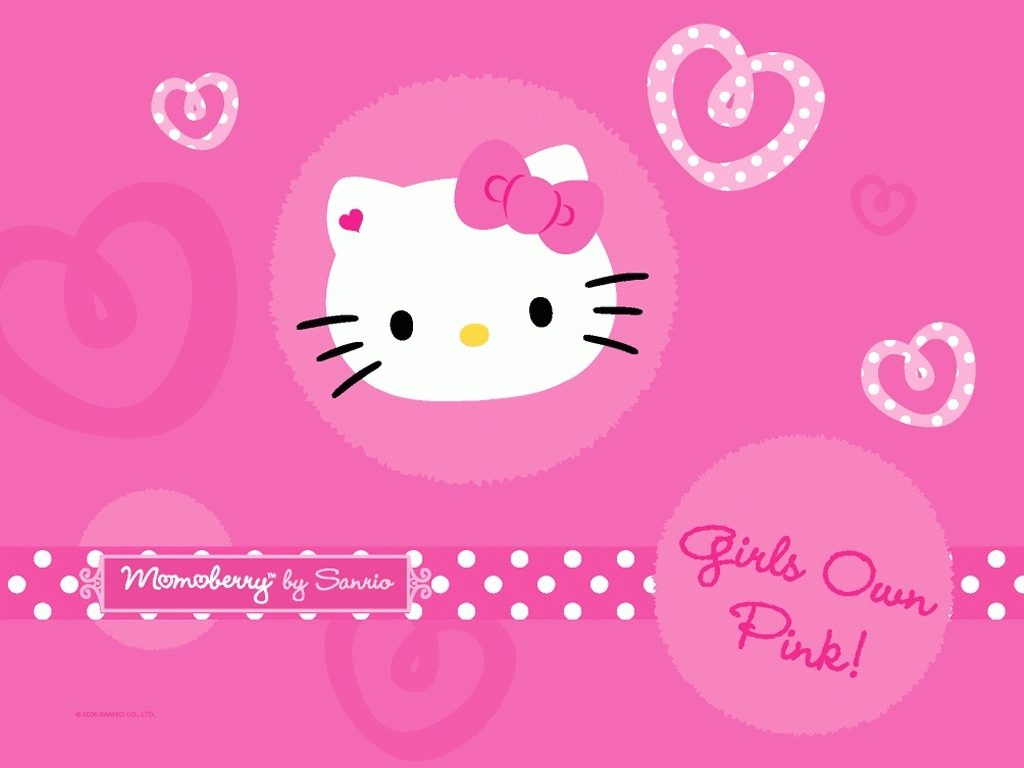 10 Top Pink Hello Kitty Wallpapers FULL HD 1920×1080 For PC Desktop 2018 free download hello kitty wallpaper for computer free desktop wallpaper pink 1024x768
