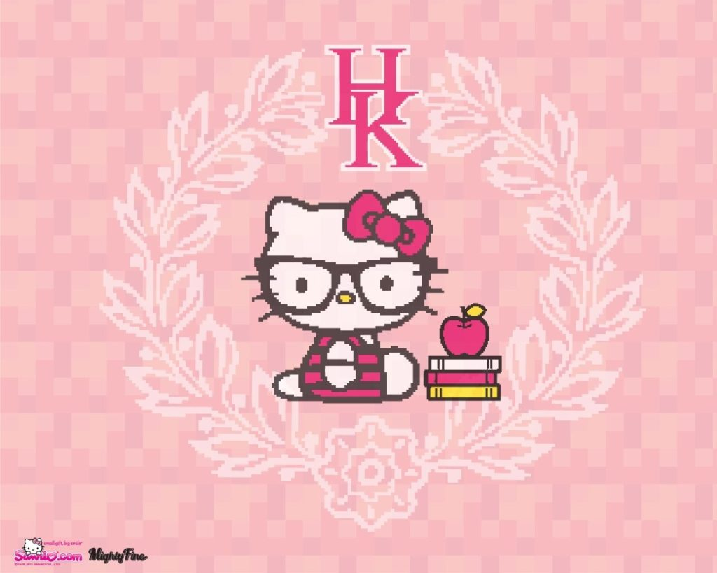 10 New Hello Kitty Nerd Wallpaper FULL HD 1920×1080 For PC Desktop 2018 free download hello kitty wallpaper new sanrio and mighty fine hello kitty 1024x819