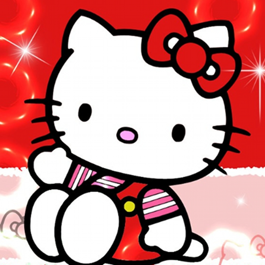 hello kitty wallpapers - apps icon skins backgroundsyang wei