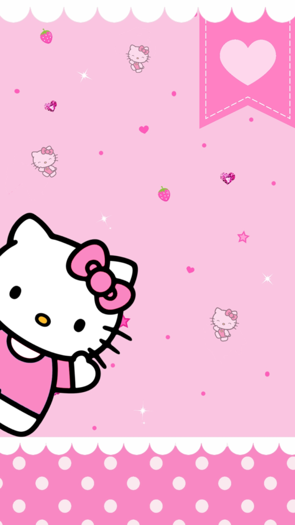 10 Top Pink Hello Kitty Wallpapers FULL HD 1920×1080 For PC Desktop 2018 free download hello kitty wallpapers for iphone modafinilsale 576x1024