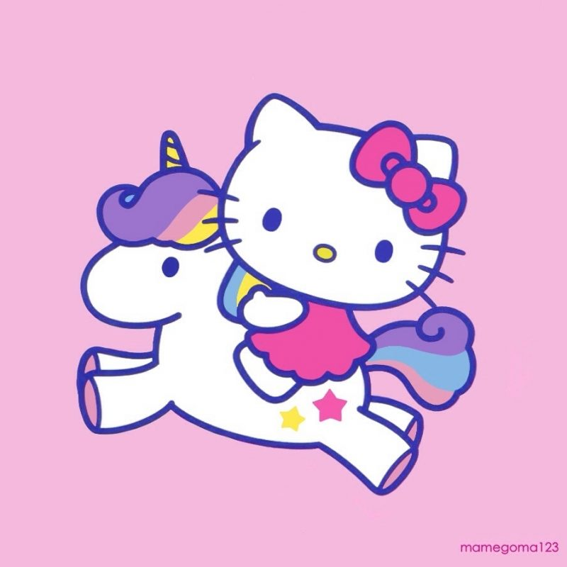 10 Top Cutest Hello Kitty Picture FULL HD 1080p For PC Background 2018 free download hello kitty with her unicorn 3 cute 3 kawaiibox e29da4 the cutest 800x800