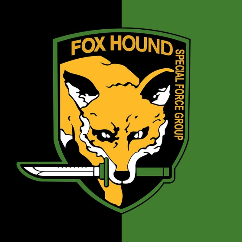 10 Latest Foxhound Logo Wallpaper Hd FULL HD 1920×1080 For PC Desktop 2018 free download heres a foxhound wallpaper enjoy metalgearsolid 800x800