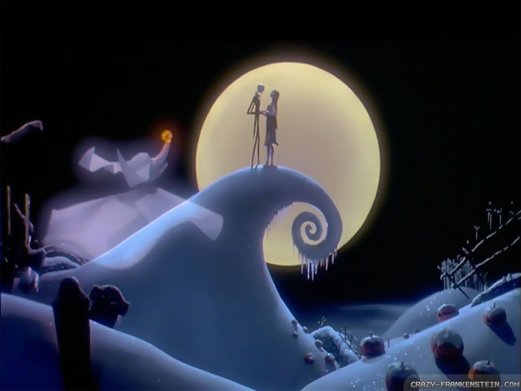 10 New Nightmare Before Christmas Screensavers FULL HD 1080p For PC Desktop 2018 free download high quality nightmare before christmas wallpaper full hd pictures 1024x768