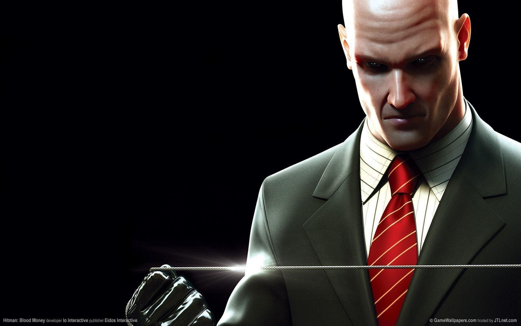 hitman blood money wallpapers - wallpaper cave