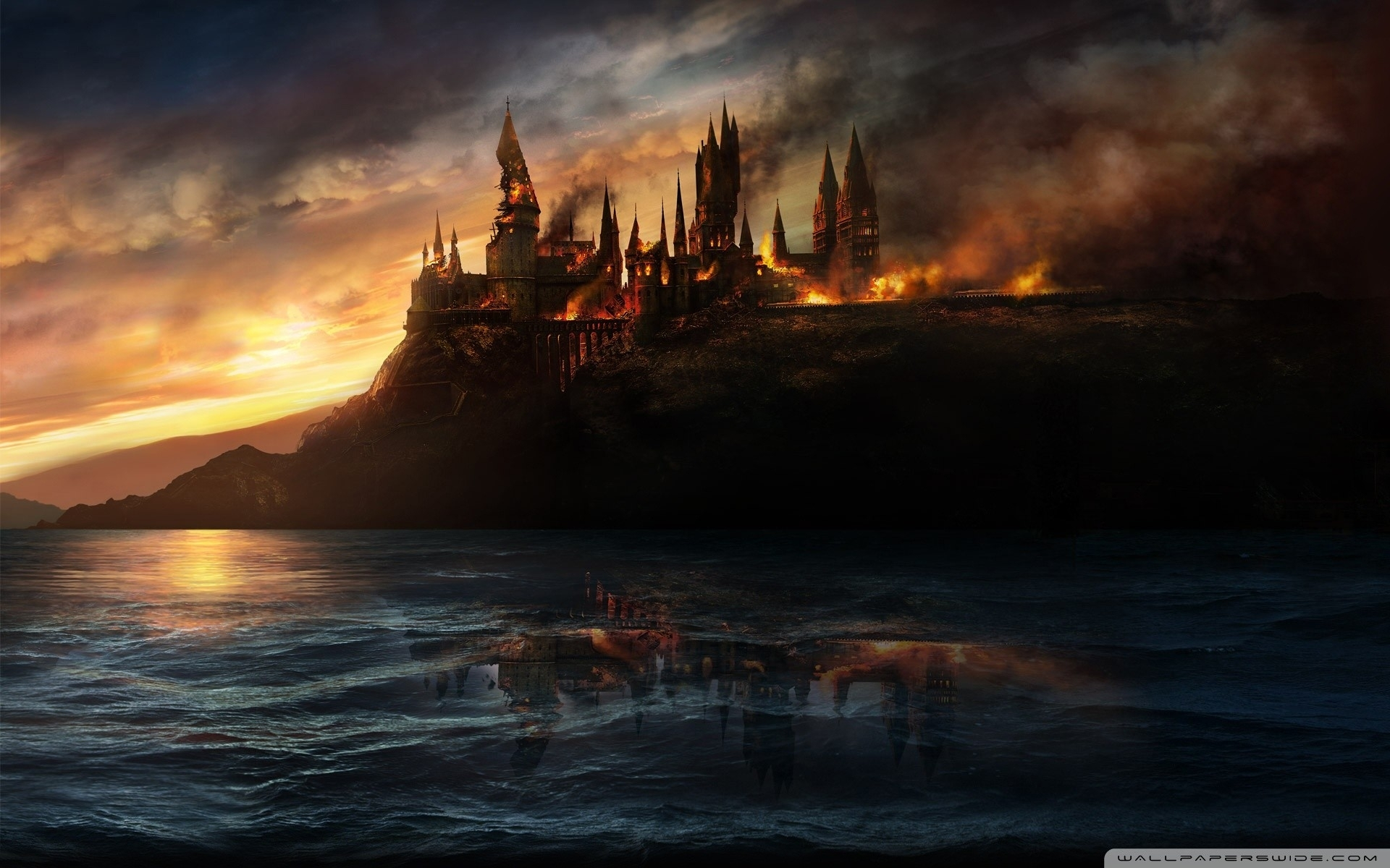 10 Top Harry Potter Wallpaper Hd Hogwarts FULL HD 1920×1080 For PC Desktop