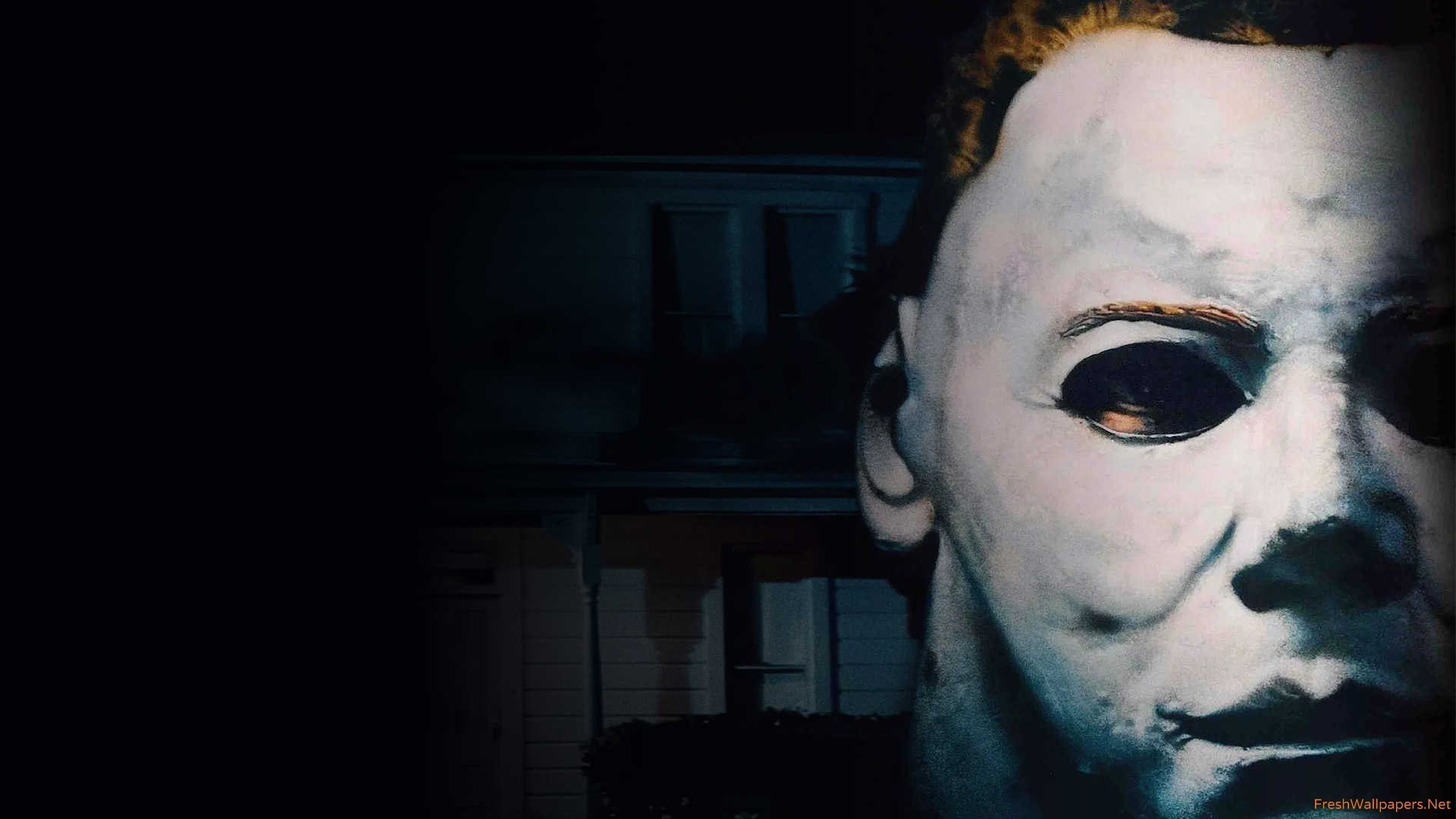 hollywood maze halloween michael myers comes home wallpapers