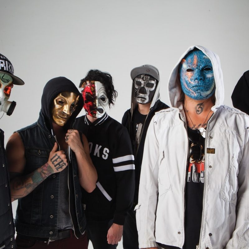 10 Best Pictures Of Hollywood Undead FULL HD 1080p For PC Background 2018 free download hollywood undead est de retour avec un nouvel album et une tournee 800x800