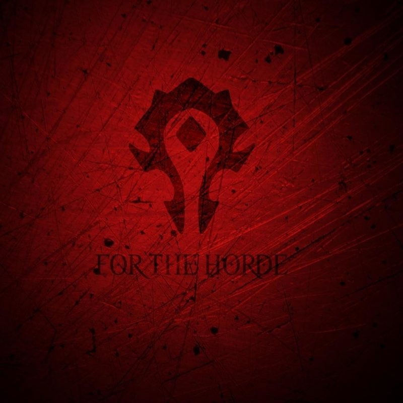 10 Top Wow Horde Wallpaper 1920X1080 FULL HD 1920×1080 For PC Desktop 2020 free download horde logo wallpaper 71 images 800x800