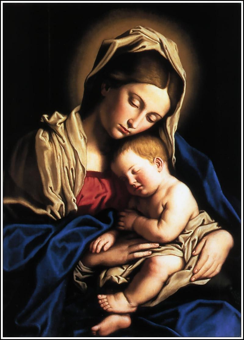 how did god impregnate the virgin mary?   thegodguy