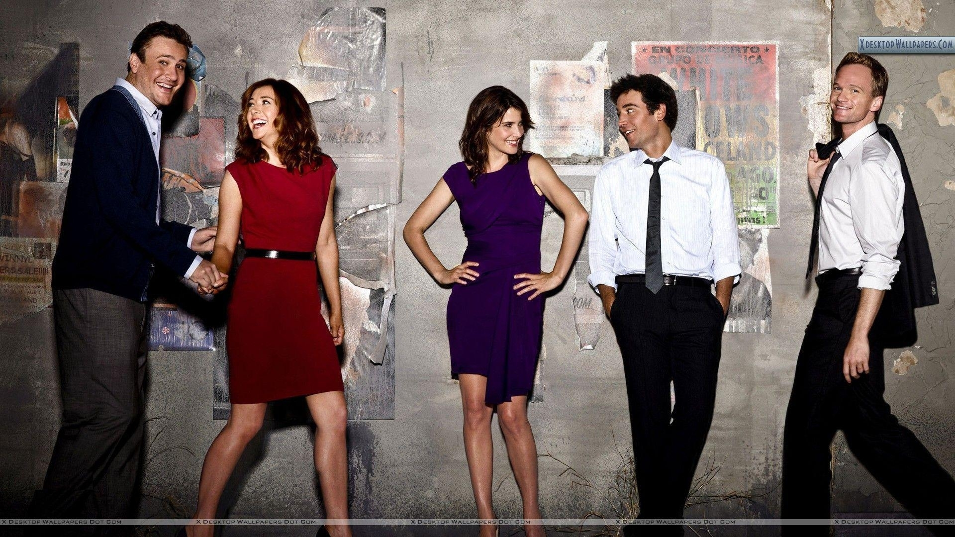 how i met your mother wallpapers - wallpaper cave