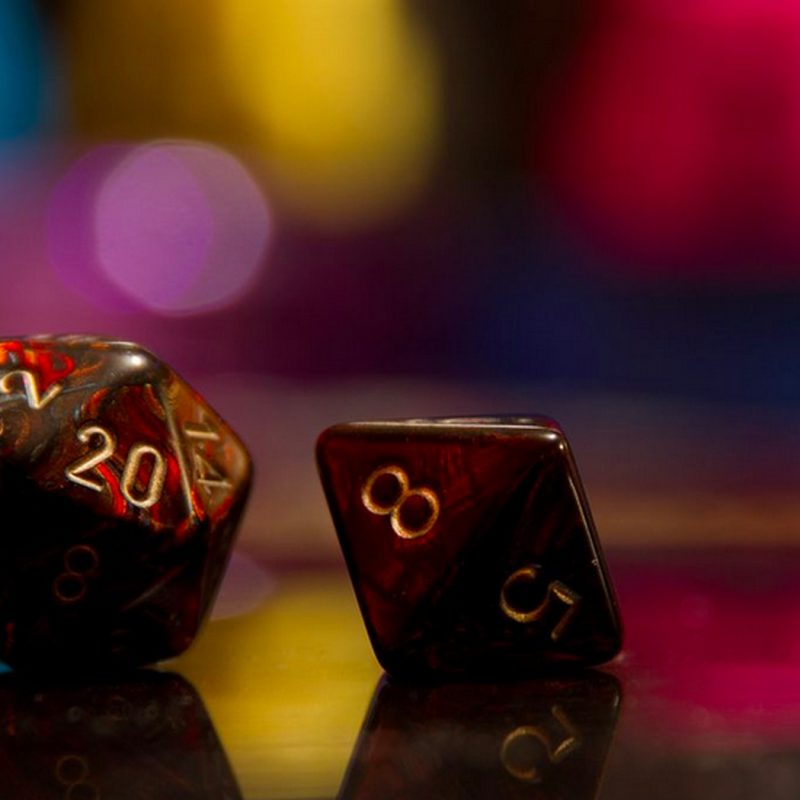 10 Latest Dungeons And Dragons Dice Wallpaper FULL HD 1080p For PC Background 2018 free download how to check the balance of your dice and perhaps cheat like hell 1 800x800
